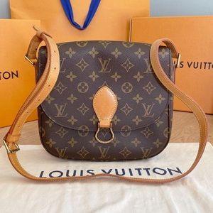 ✨SAINT CLOUD GM✨ Auth Louis Vuitton Crossbody!